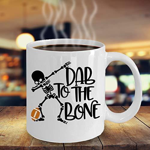 Dab to the Bone, Bone Mug, Halloween Coffee Mug, Halloween Mug, Halloween Gifts, Gifts for Halloween, Holiday Mugs, Fall Mug, Fall Coffee Mug, October Mug, Best Friend Gift, 11oz 15oz