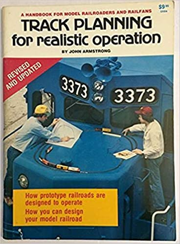 Track Planning for Realistic Operation