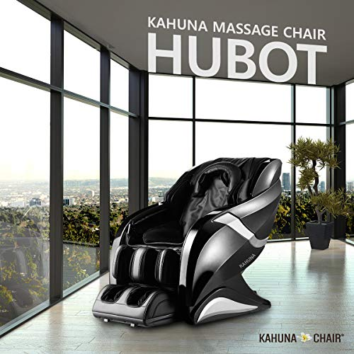 3D Kahuna Exquisite Rhythmic Massage Chair Hubot HM-078 (Black)
