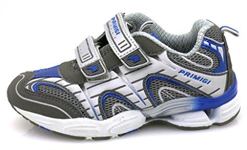 Primigi Jungensneaker Sportschuhe Boy Sneaker Schuhe grau EU 28 Grau