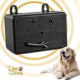 #10: DOPA Upgraded Mini Bark Control Device Outdoor Anti Barking Ultrasonic Dog Bark Control Sonic Bark Deterrents Silencer Stop Barking Bark Stop Repeller