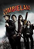 Zombieland Movie Poster (27 x 40 Inches - 69cm x 102cm) (2009) UK Style C -(Amber Heard)(Emma Stone)(Bill Murray)(Abigail Breslin)(Woody Harrelson)(Jesse Eisenberg)