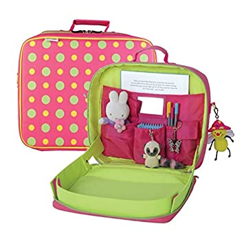 Content Calm Kids Travel Play Tray Kit Rucksack Backpack Car Train Play  TrayKit 9aefd8bbd5