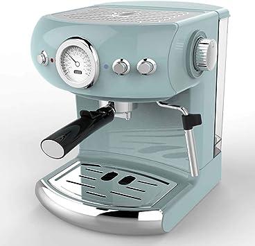 RUIXFCA Cafetera Espress para Espresso y Cappuccino, Presión 15 Bares,950 W, Depósito 1,4 litros, Vaporizador Orientable, Regulador de Presión, A: Amazon.es: Deportes y aire libre