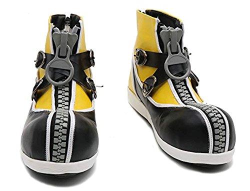 Halloween Kingdom Hearts Sora Shoes Cosplay Boots Custom Made (Female 7)