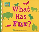 What Has Fur?, Mary Elizabeth Salzmann, 1599288664