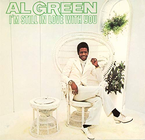 I'm Still In Love With You (The Best Of Al Green Cd)