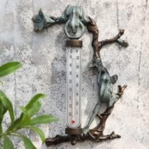 SPI Home 33669 Frog Wall Mounted - Frog Thermometer