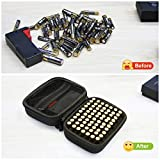 Surdarx 205+ All Batteries Organizer Storage
