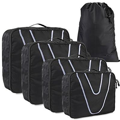Set oganizador de maletas 5 en 1