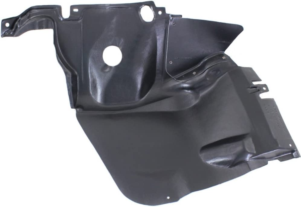Engine Splash Shield compatible with Ford Escape 09-12 Under Cover Left