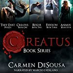 Creatus Series Boxed Set | Carmen DeSousa