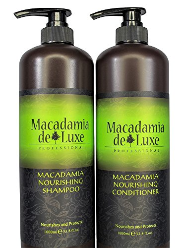 Macadamia Conditioner Nourishing Moisturizing Protection