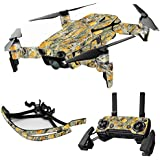 MightySkins Skin For DJI Max Coverage - Mc2 Blaze | Protective, Durable, and Unique Vinyl Decal wrap cover | Easy To Apply, Remove, and Change Styles | Made in the USA