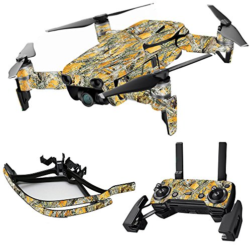 MightySkins Skin for DJI Max Coverage – Mc2 Blaze | Protective, Durable, and Unique Vinyl Decal wrap Cover | Easy to Apply, Remove, and Change Styles | Made in The USA