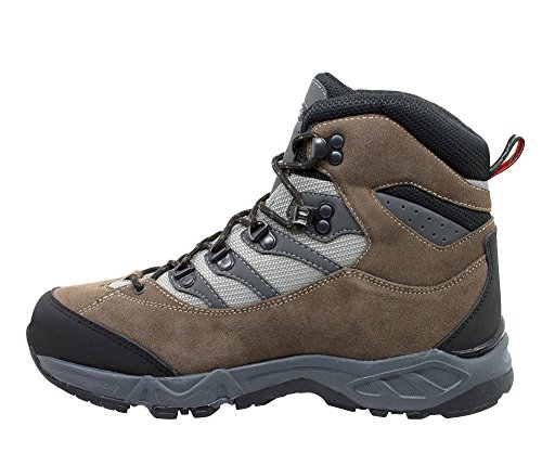 Grey brown Kefas Hiking Men's Brown Shoes Brown xxz17Y