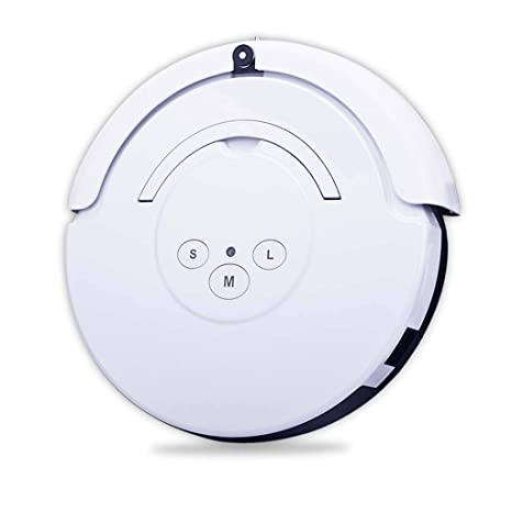 J&A Aspirador Robótico, Robot Que Limpia Automáticamente De La Limpieza del Piso Que Limpia con