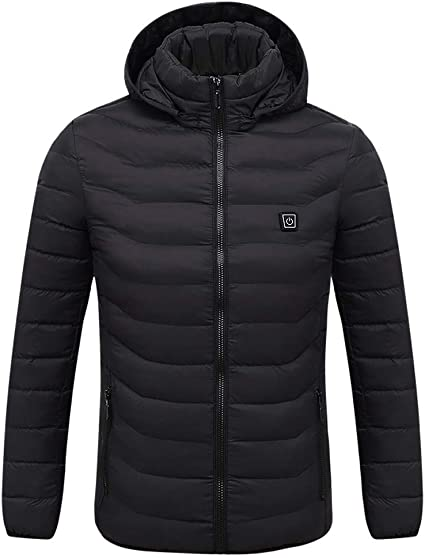 Men/'s Duck Down Sleeveless thick Jackets Vest coat body Warmer Red Couple wear