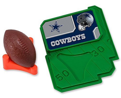 CAKEMAKE NFL Football & Tee, Cake Topper, Dallas Cowboys]()