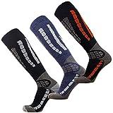 Pure Athlete Ski Socks – Best Lightweight Warm Skiing Socks