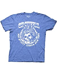 Grateful Dead Ithaca NY Adult T-shirt