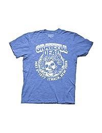 Ripple Junction Grateful Dead Ithaca New York Adult T-Shirt