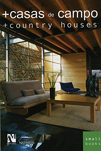 country-houses-volume-2-smallbooks-english-and-spanish-edition