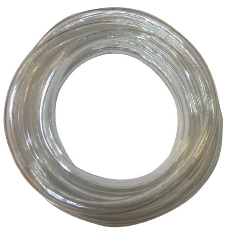 Watts XVGE 3/8-Inch OD by 100-Feet Boxed Clear Vinyl Tubing