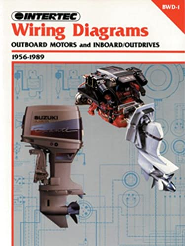 wiring diagrams 1956 1989 outboard motor and inboard outdrive inboard boat motors wiring diagrams 1956 1989 outboard motor and inboard outdrive penton staff 9780872883888 amazon com books