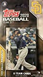 San Diego Padres 2020 Topps Factory Sealed Special