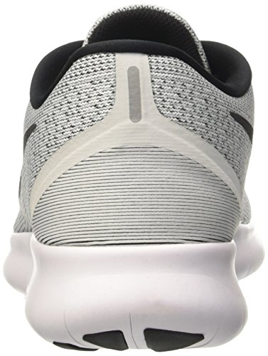 Black pure 101 Laufschuhe Weiß Damen Rn Platinum Nike Free White B0CYfOqw