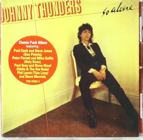 CD : Johnny Thunders - So Alone (Bonus Tracks, Remastered)