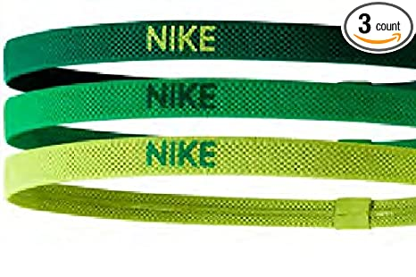separation shoes 021d0 23660 Image Unavailable. Image not available for. Color  Nike Elastic Hairbands 3  ...