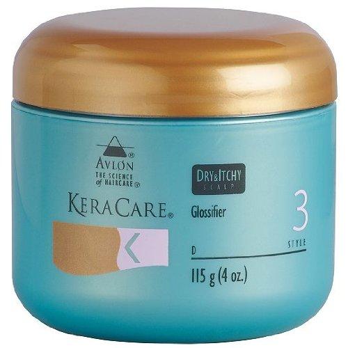 Kera Care Dry & Itchy Scalp Glossifier 4 oz.