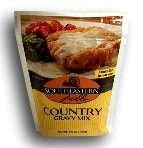 (Southeastern Mills Country Gravy Mix, 4.5 Oz. Package (Pack of 4))