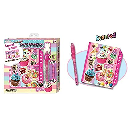 Amazon com: Hot Focus Sweet Crush Secret Message Set: Toys & Games