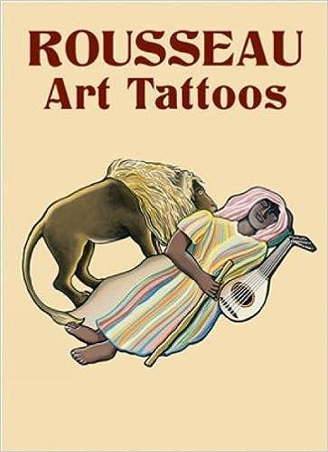 henri rousseau art tattoos dover tattoos