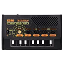 Korg Monotron Delay Analog Ribbon Synthesizer with Space Delay
