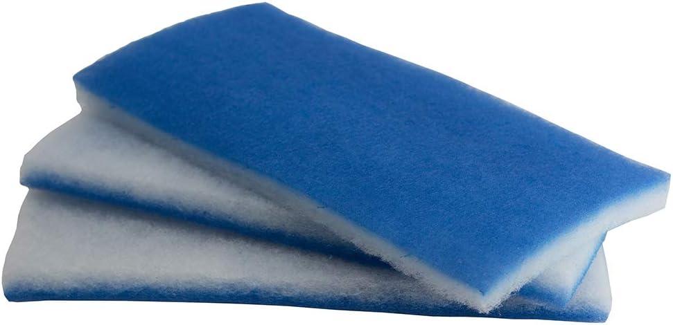 Poly Filter Floss Pads
