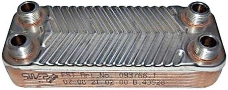 Recamania Intercambiador Placas Caldera Junkers W135 8705406203