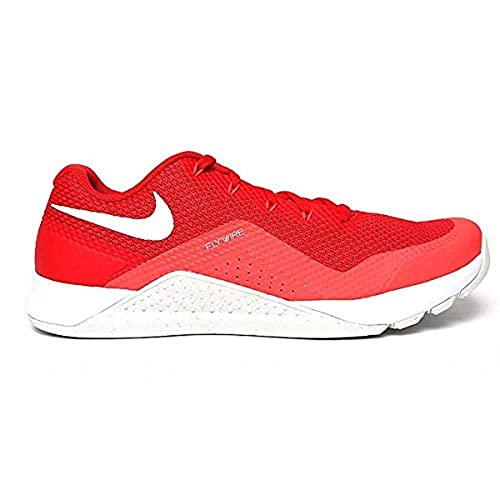 new arrival 8dbd7 c7af5 Nike Men s Metcon Repper DSX University Red White Bright Crimson Hyper  Orange Synthetic Running Shoes 10 D(M) US  Buy Online at Low Prices in  India ...
