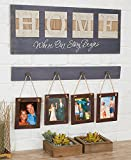 The Lakeside Collection 6-Pc. Where Our Story Begins Frame Set