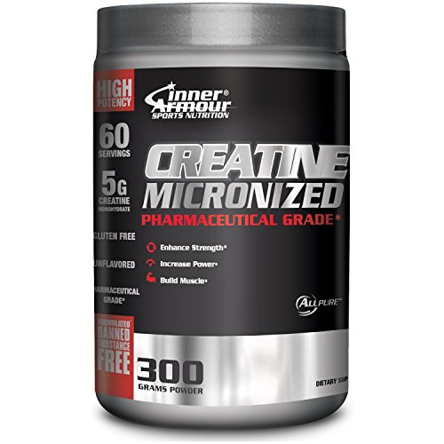 Inner Armour Creatine Monohydrate Micronized 300 Grams