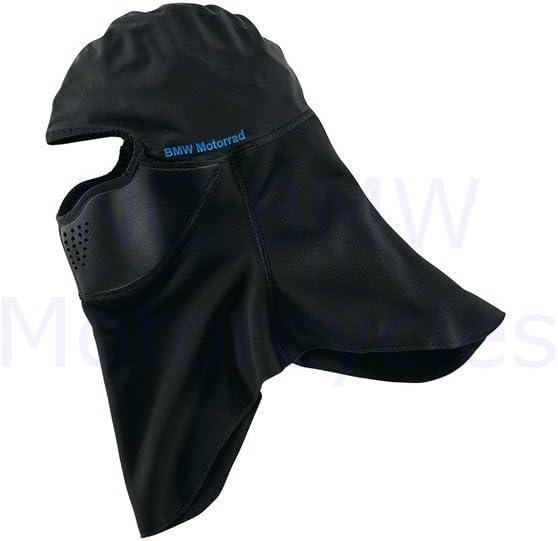 BMW Genuine Motorcycle Windbreaker Ride Unisex Storm Hood Black S