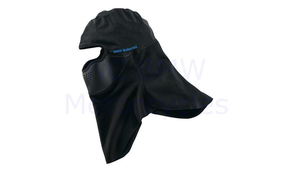 BMW Genuine Motorcycle Windbreaker Ride Unisex Storm Hood Black M