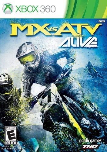 (MX vs ATV Alive - Xbox 360)