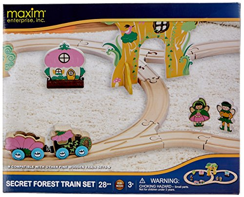 Secret Forest Wooden Train Set - Thomas and Friends BRIO -