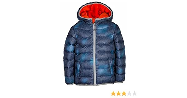 5eaf60de5 Amazon.com: Snozu Boy's Ultra-Clean Down Full Zip Hooded Jacket: Clothing