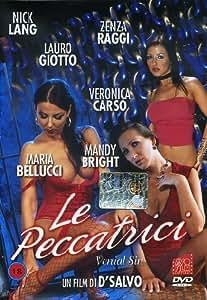 Le Peccatrici [Italia] [DVD]