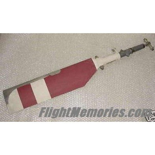 Hughes 369 / 500 Tail Rotor Blade, 369D21700-3, 369D21615-31